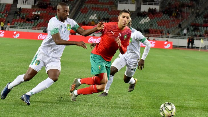 le joli coup d'éclat de la Mauritanie à Rabat