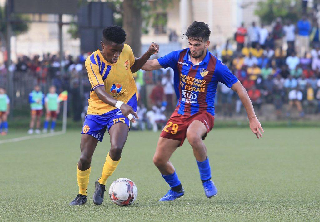 Auteur d'un match nul à Kampala, il y a une semaine, le Paradou AC a fait une démonstration  à  fait à Alger face au KCCA (4-1)