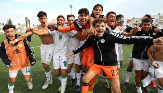 UNAF-U20 :  l'Algérie a pris la tête