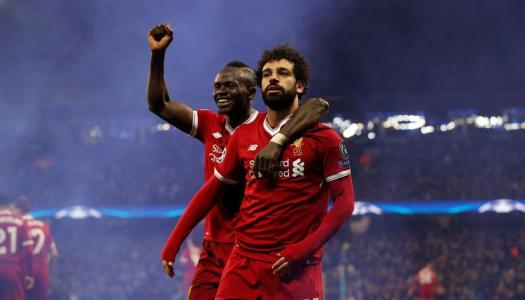 Sadio Mané:  «Salah et moi on ne fait pas semblant»