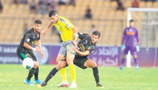 Coupe arabe UAFA:  Le MC Alger garde toutes ses chances