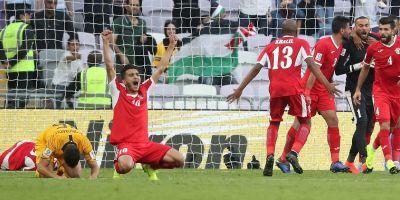 Les Jordaniens ont remporté trois des cinq matches les ayant opposés aux Socceroos (photo afc.com )