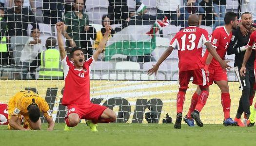 Mondial 2022: les 26 Jordaniens contre l'Australie