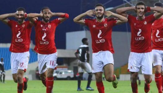 Egypte (PL, 6e) : Ahly se balade, le Zamalek coule
