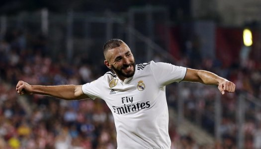 Weekend Story (128):  Benzema porte le Real Madrid