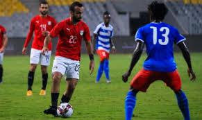 Egypte - Libéria, 1-0