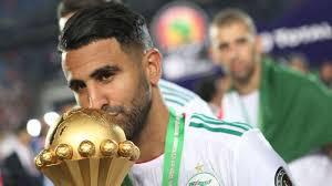 Riyad Mahrez, champion d'Afrique 2019