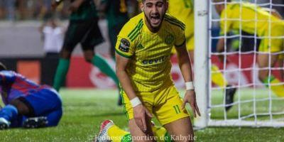 JS Kabylie - Vita Club, 1-0)