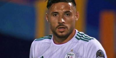 Youssef Belaili, auteur du but de la victoire face au Botswana (1-0)