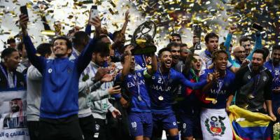 Al Hilal Riyad champions d'Asie 2019 ( photo afc.com)