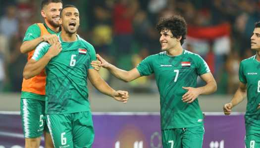 Mondial 2022: les  24 Irakiens contre l'Iran