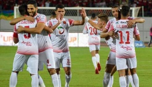 Coupe de la CAF: Agadir gagne, Nouadhibou coule