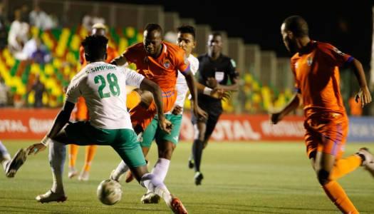 FC Nouadhibou : Une première presque réussie
