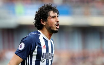 Ahmed Hegazy,  West Bromwich Albion