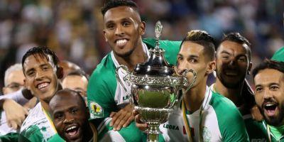Le Raja Casablanca üst le dernier vainqueur de la Super Coupe d'Afrique des clubs. C'était déjà à Doha en mars 2019