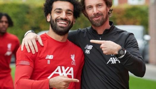 Liverpool : Klopp et le but «génial» de Salah