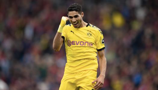 B. Dortmund: Hakimi y croit face au Paris SG