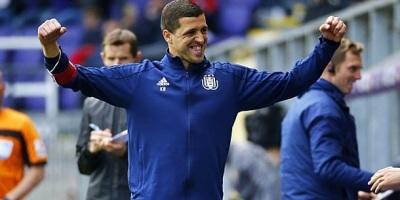 Karim Belhocine, 41 ans, l'entraîneur qui monte en Belgique
