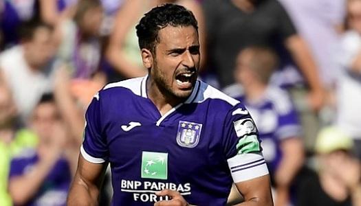 Anderlecht : Chadli fier du succès face au champion