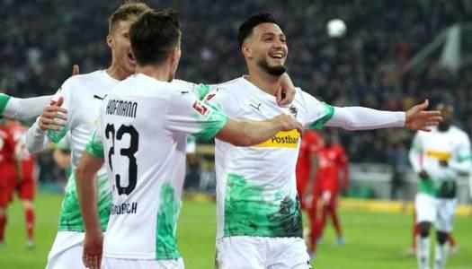 Bundesliga : Bensebaini, l'homme de Gladbach