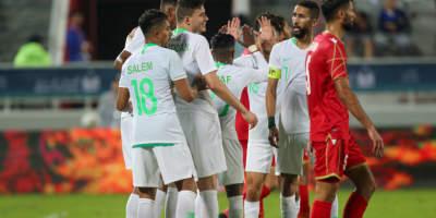 L'Arabie Saoudite  d'Hervé Renard se coltinera le Qatar en demi-finale  de la Coupe des nations du Golfe  ( photo afc.com )