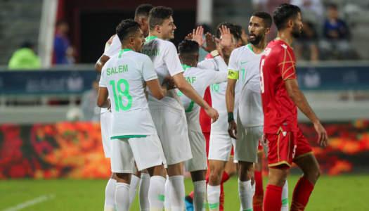 Coupe du Golfe: Renard et ses Faucons Verts sur le qui-vive