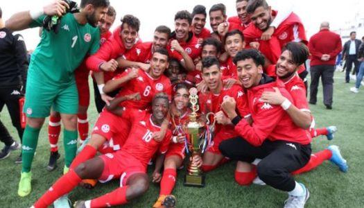 UNAF U20 :  La Tunisie maîtresse à domicile