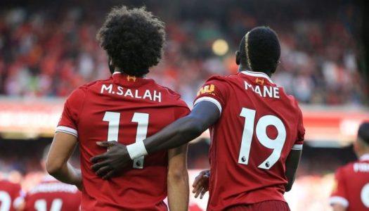 CAF Awards : Jurgen Klopp vote Mané et Salah
