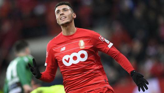 Standard de Liège :Ticket gagnant pour Amallah