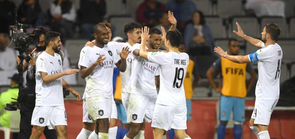 Al Sadd ( Mondial des clubs 2019 ), photo afc.com