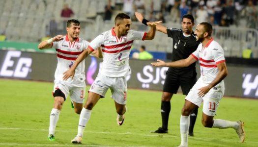 Zamalek :Carteron attendu pour sa première