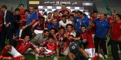 Al Ahly vainqueur de la Super Coupe 2018 déjà disputée à Al Ain