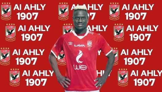 Al Ahly : Aliou Badji a paraphé son contrat