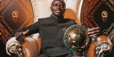 Sadio Mané, meilleur joueur africain 2019 (photo cafonline.com)