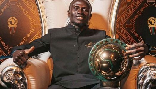 CAF Awards : Mané et l'Algérie au sommet