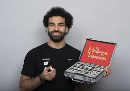 Mohamed Salah bientôt statufié par Madame Tussauds