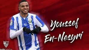 Mercato :  En-Nesyri de Leganés au FC Séville