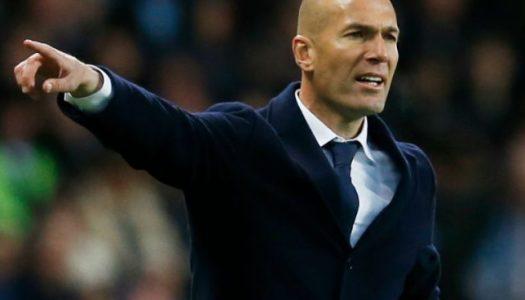 Zidane : «être coach m'épuise beaucoup»