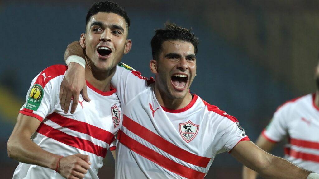Le Zamalek rejoint le TP Mazembe en quart de finale de la LDC