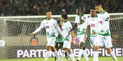 Le  Raja est allé chercher sa qualification à Tunis face à l'Espérance ( 2-2)