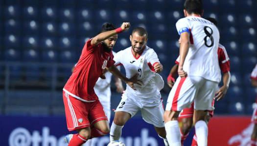 AFC U23 : Emirats et Jordanie en quarts