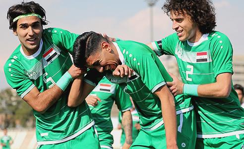 AFC-U23 : Irak accroché, Bahrein coule