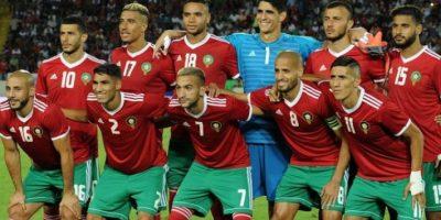 Maroc en lutte  avec la Mauritanie  pour la première place du groupe