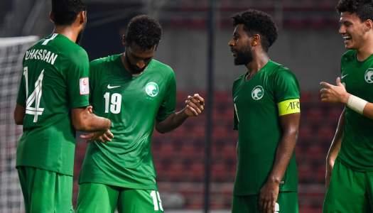 AFC U23: Syrie et Arabie Saoudite, yes, Qatar, no!