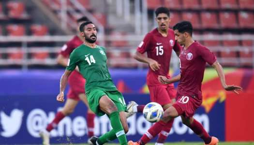 AFC U23:  Syrie et Arabie Saoudite en pole