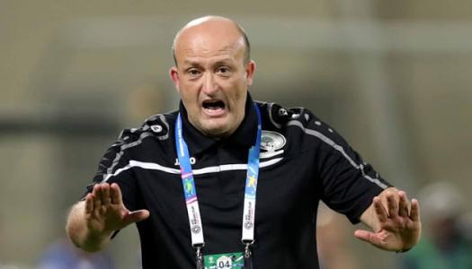 Ouldali: «En Algérie, les temps sont durs pour les entraîneurs»