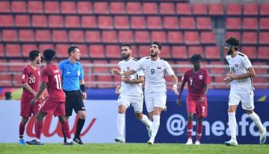 AFC-U23 :  Qatar et Syrie se neutralisent
