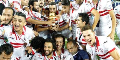 Premier Super Coupe d'Egypte depuis 2003