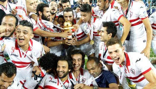 Super Coupe d'Egypte : Le Zamalek dix-sept ans après