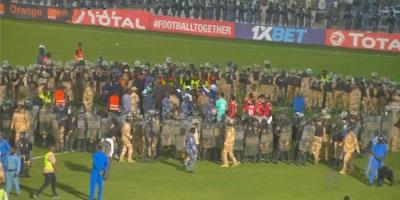 Al Hilal - Al Ahly : match interrompu durant de longues minutes